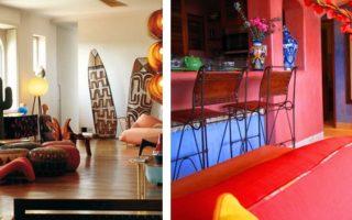 Μεξικάνικο στιλ στη διακόσμηση