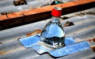Η πατέντα του αιώνα! Δωρεάν φως με πλαστικό μπουκάλι και νερό!!! Πώς θα τα καταφέρετε;