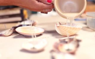 Πώς να Φτιάξετε Μόνοι σας Ρεσό σε Κοχύλια (βιδεο)