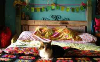 Διακοσμήστε το χώρο σας με hippie διάθεση peace and love!