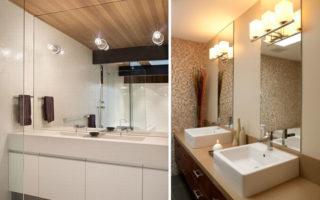 8 ιδέες φωτισμού για το μπάνιο