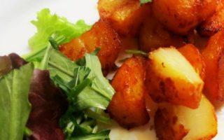 Πικάντικες, αρωματικές πατάτες