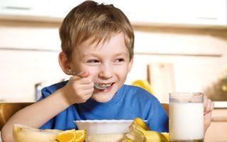 Λαχταριστά και υγιεινά πρωινά για παιδιά