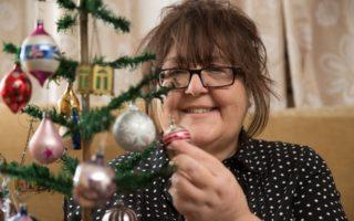 Χριστουγεννιάτικο δέντρο στολίζεται ανελλιπώς για 95 χρόνια!