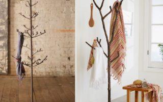 Πρωτότυποι καλόγεροι ρούχων για να σπάσετε τη μονοτονία στο σπίτι σας