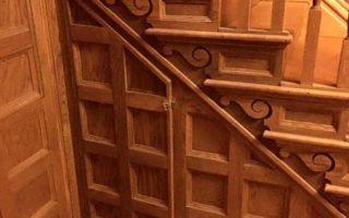 Μαμά μετέτρεψε μικρό χώρο κάτω από την σκάλα σε δωμάτιο Harry Potter