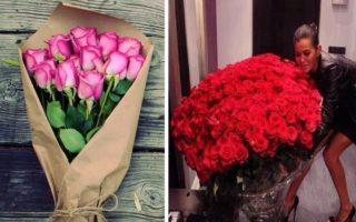 Πάρτε ιδέες! αυτά είναι τα ομορφότερα Μπουκέτα λουλουδιών για την ημέρα του Αγίου Βαλεντίνου
