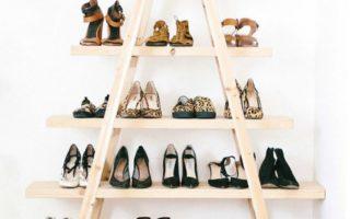 Εναλλακτικές Παπουτσοθήκες για να Αποθηκεύετε τα Παπούτσια σας με Στιλ