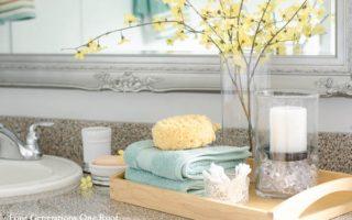 Φτιάξτε Μόνοι σας το πιο Ανοιξιάτικο Αρωματικό για το Μπάνιο σας