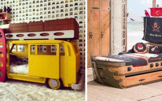 27 παιδικά κρεβάτια που σίγουρα θα θέλατε να κοιμηθείτε και εσείς σε αυτά!