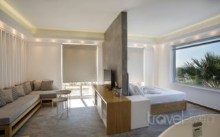 Η σουίτα ξενοδοχείου στα Χανιά που έγινε η πιο περιζήτητη στους ερωτευμένους!