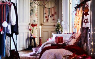 Η ΙΚΕΑ φέρνει τις γιορτές στο σπίτι μας με νέα Χριστουγεννιάτικα προϊόντα