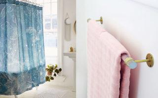 27 Προτάσεις Διακόσμησης για ένα Χλιδάτο Μπάνιο με ελάχιστα Χρήματα. Ο Περιστρεφόμενος Καθρέφτης θα σας πάρει το Μυαλό!
